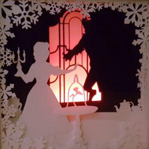 Fairy Tale Paper Art